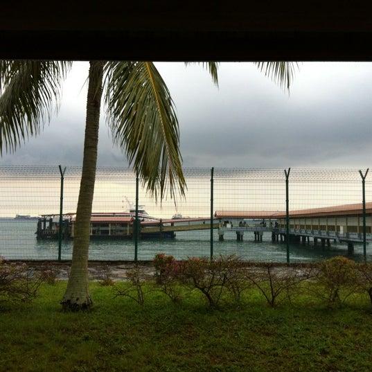 Das Foto wurde bei Tanah Merah Ferry Terminal von Susan L. am 11/25/2012 aufgenommen