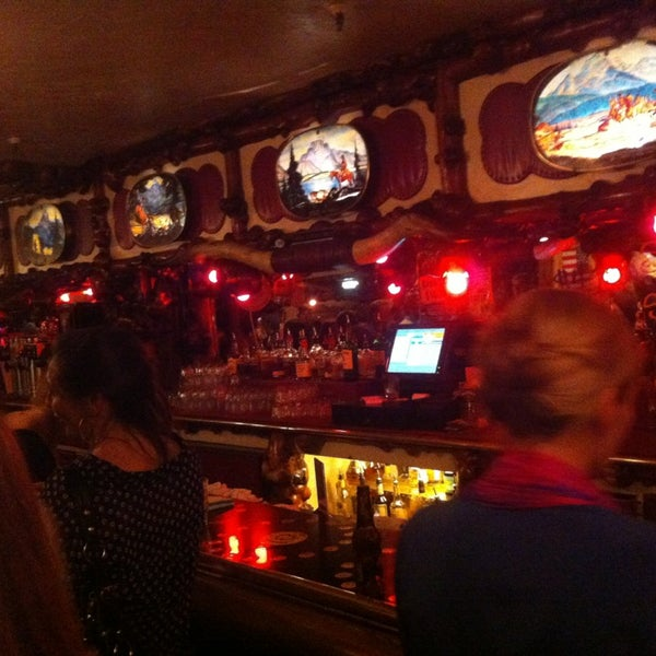 Photo taken at Million Dollar Cowboy Bar by Frank B. on 9/21/2013