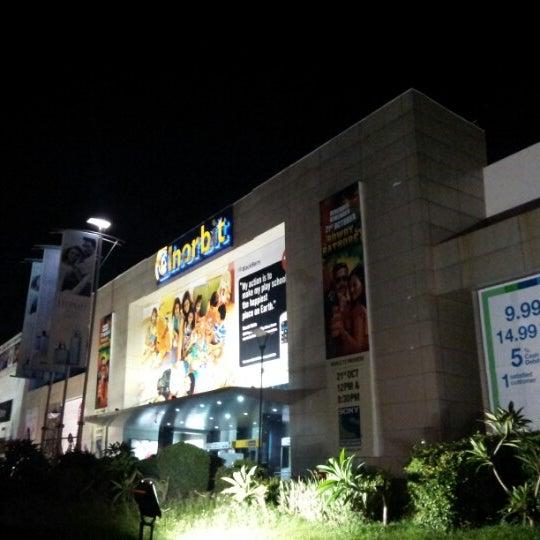 Photo taken at Inorbit Mall by Glen H. on 10/13/2012