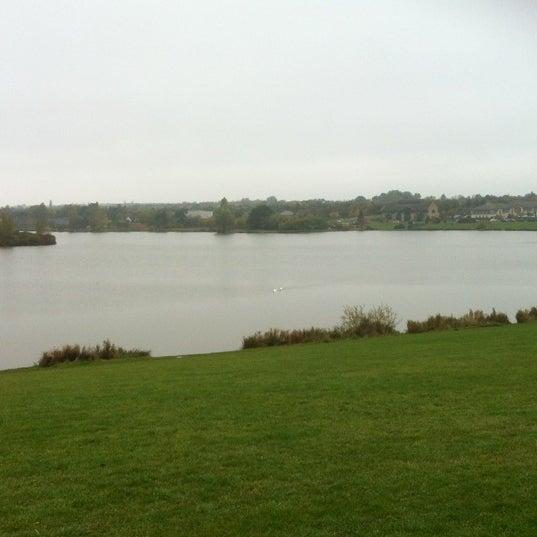 Furzton Lake Car Park