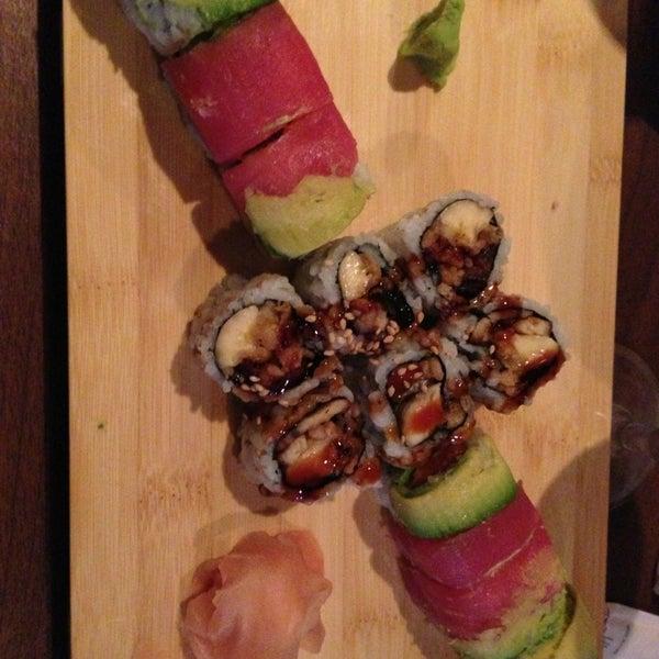 Photo taken at Cherin Sushi by Yami P. on 8/9/2013