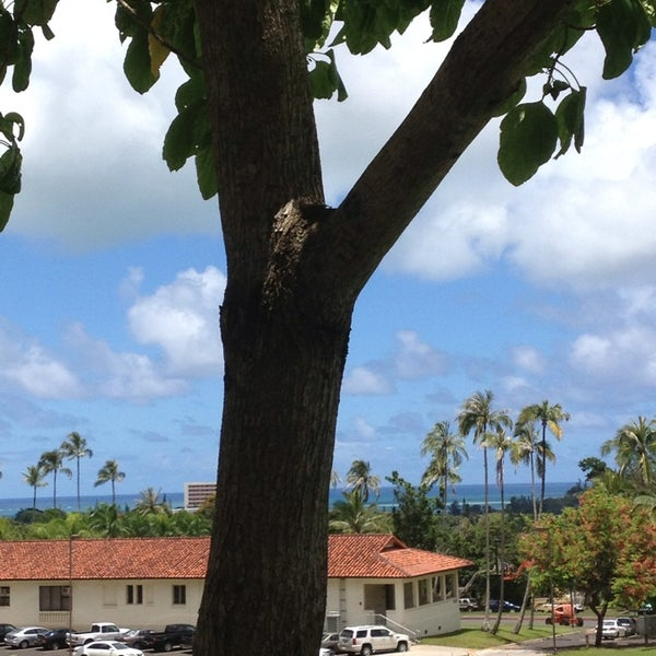 Photo taken at Windward Community College by JoAnna H. on 8/7/2013
