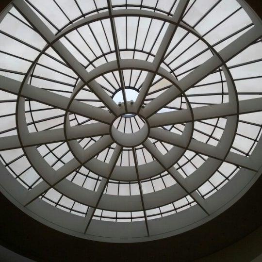 Photo taken at Pinakothek der Moderne by Diego D. on 2/16/2013
