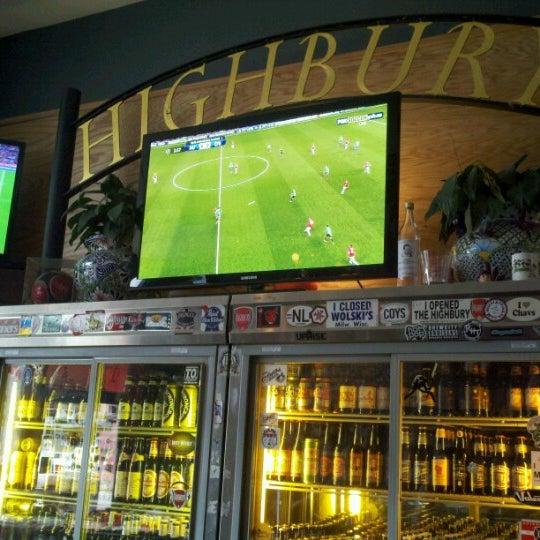 Photo taken at Highbury by Ike O. on 12/5/2012