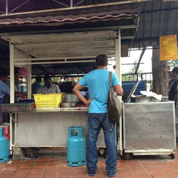Photo taken at Bangsar Fish Head Corner by Nazri H. on 4/1/2013