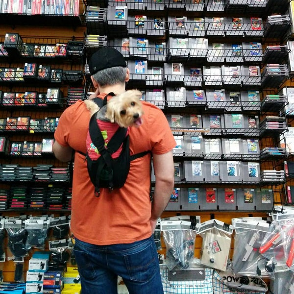 Photo taken at Game Over Videogames by Alachia Q. on 12/13/2015