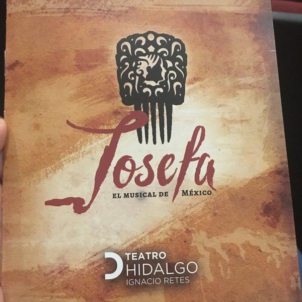 Foto tomada en Teatro Hidalgo por Mariana V. el 8/7/2017