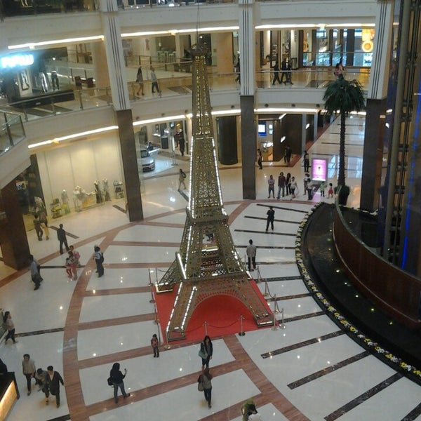 Photo taken at Pacific Place by Brihasto H. on 4/27/2013