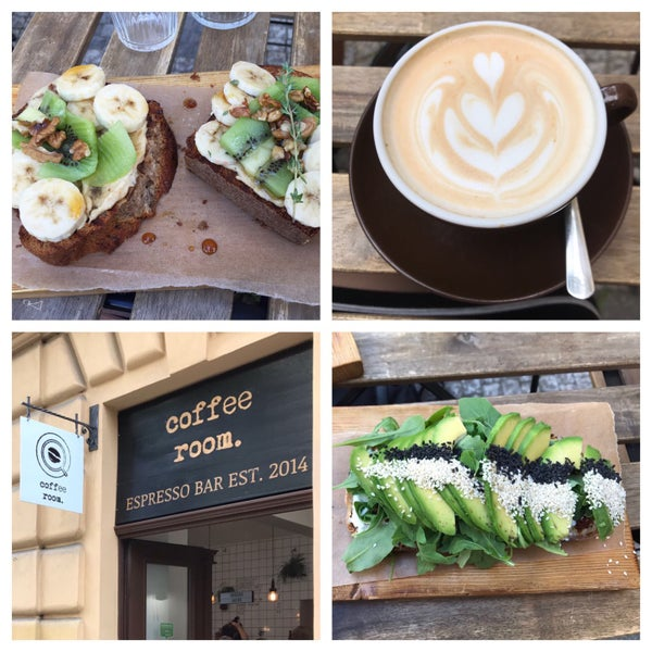 Amazing coffee! Try the sliced Avocado w/ chili, lemon & rocket served on local sourdough bread and/or toasted banana bread with peanut butter, banana, kiwi, walnuts and maple syrup; its to die for!