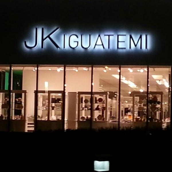 Photo taken at Shopping JK Iguatemi by Anselmo L. on 7/4/2013