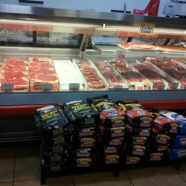 Photo taken at Establos Meat Market by James L. on 9/21/2013