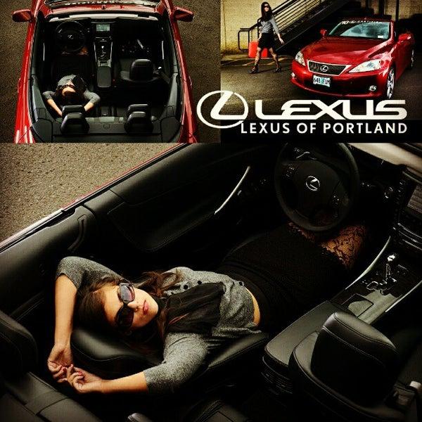 Photo Taken At Kuni Lexus Of Portland By Kuni Lexus Of Portland On 11/15