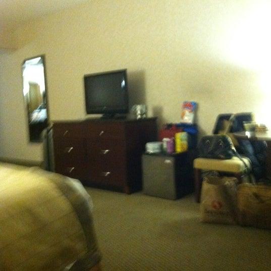 Photo taken at DoubleTree by Hilton Hotel Portland by Celia B. on 11/15/2012