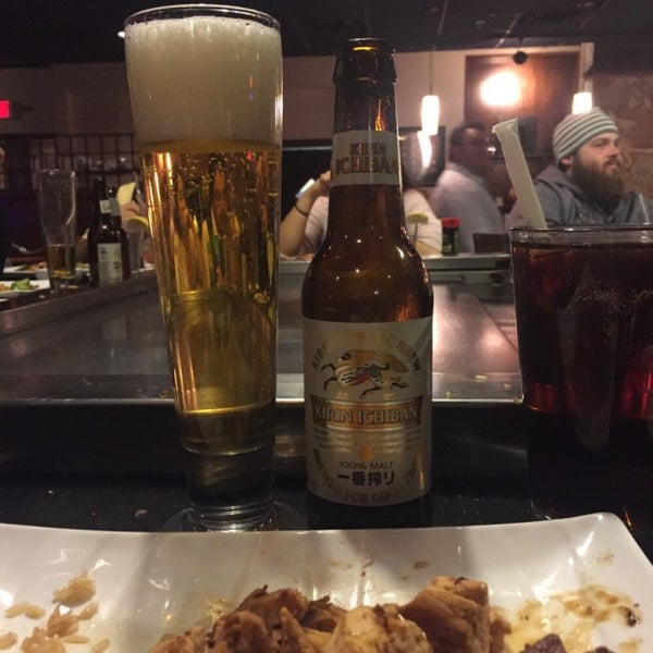 Photo taken at Kyoto Japanese Restaurant by Colin B. on 11/21/2015