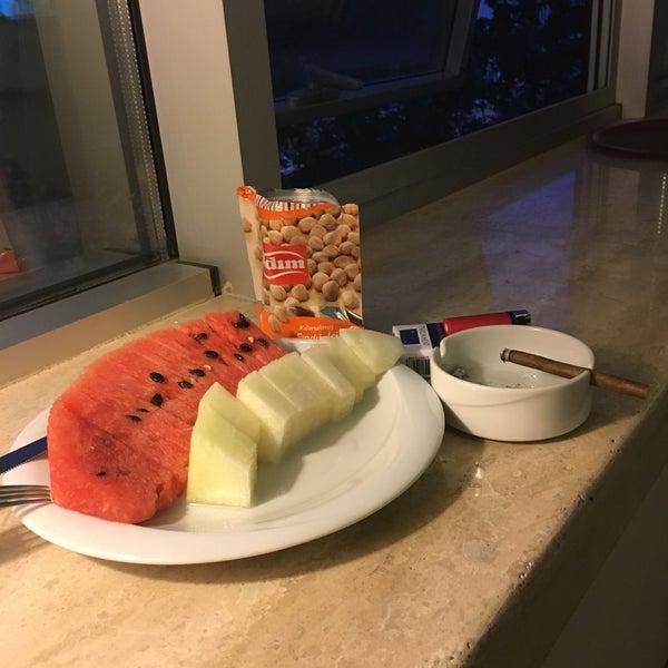 Foto scattata a Esila Hotel Ankara da Hakan Camkıran il 8/22/2017
