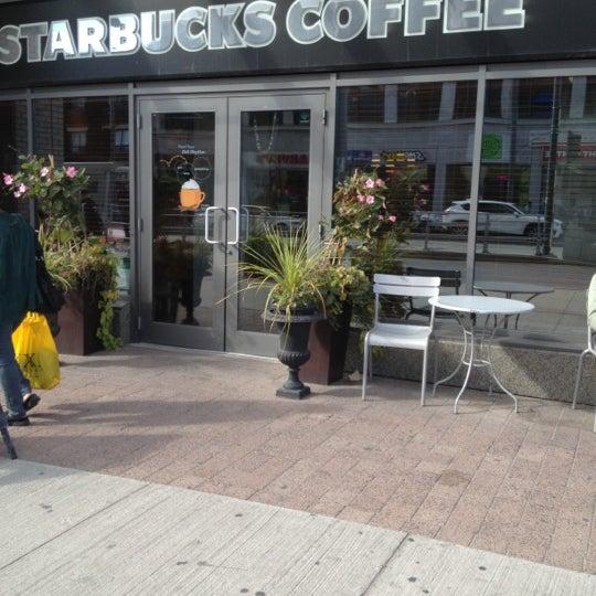 Photo taken at Starbucks by Angus C. on 10/2/2012