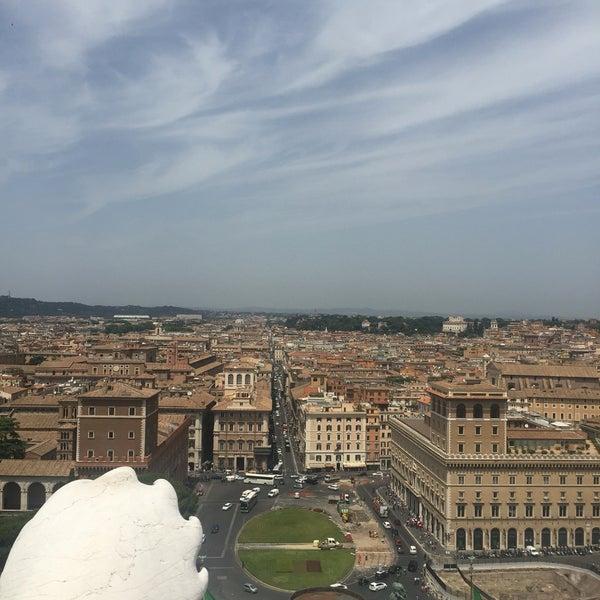 Photos at Terrazza delle Quadrighe - Scenic Lookout in Roma