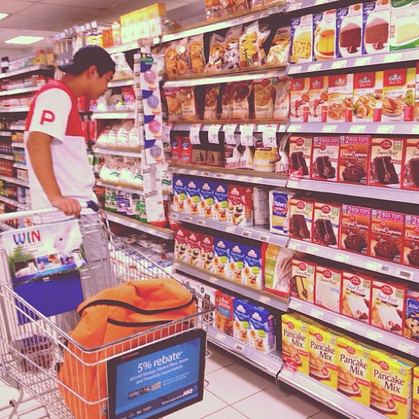 Photo taken at Cold Storage by Megan K. on 3/21/2013 & Photos at Cold Storage - Supermarket in Singapore