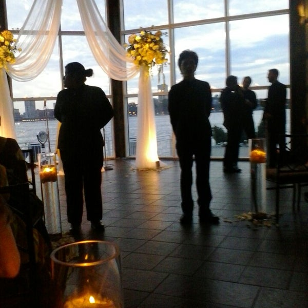 Photo taken at The Lighthouse at Chelsea Piers by Hannah K. on 9/7/2013