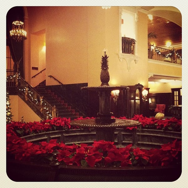 Photo taken at Amway Grand Plaza Hotel by Brian S. on 12/31/2012