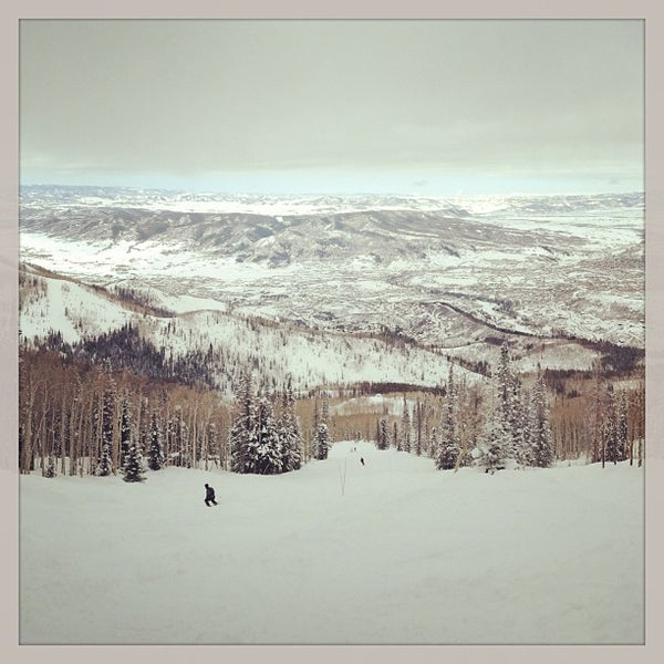 Photo taken at Steamboat Resort by Nicolas T. on 3/2/2013