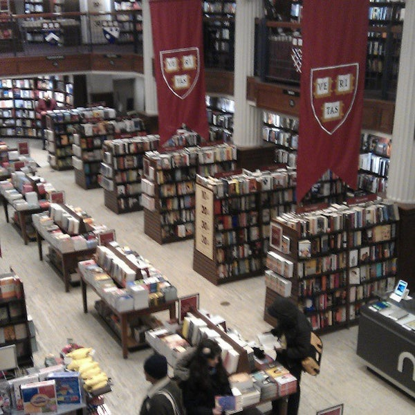 Photo taken at Harvard Coop Society Bookstore by Alexander K. on 4/23/2013