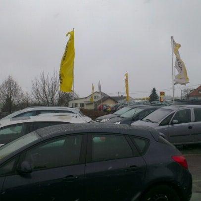 Das Foto wurde bei Auto Engleder Hofkirchen GmbH von Günter H. am 11/29/2012 aufgenommen