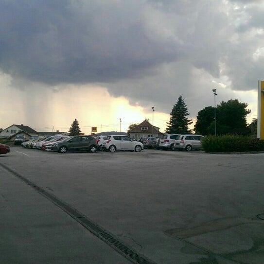 Das Foto wurde bei Auto Engleder Hofkirchen GmbH von Günter H. am 7/22/2014 aufgenommen