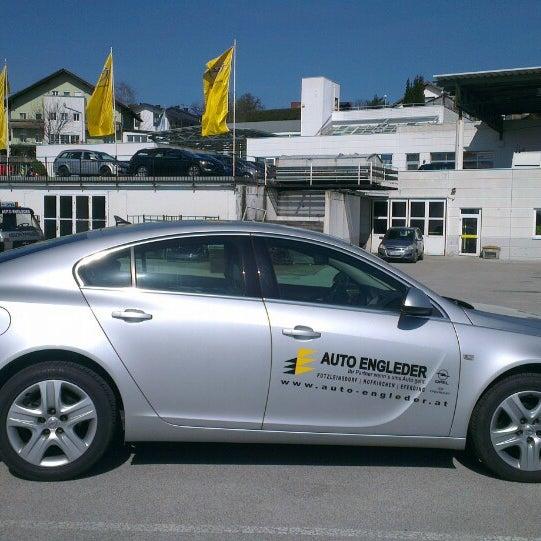 Das Foto wurde bei Auto Engleder Hofkirchen GmbH von Günter H. am 3/30/2014 aufgenommen