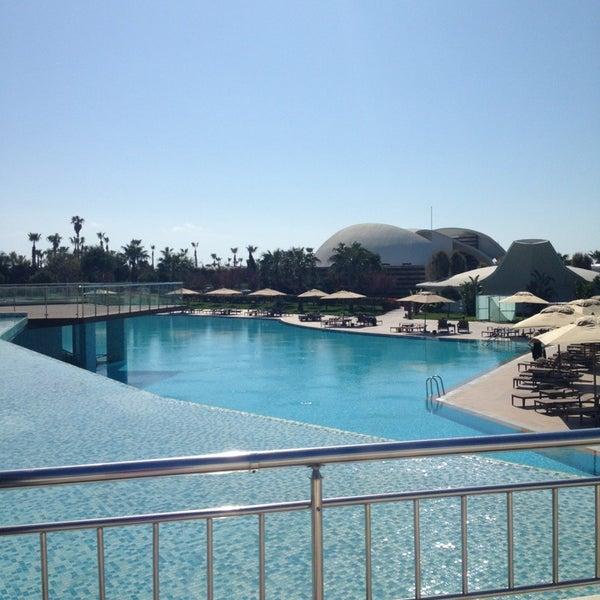 3/29/2013 tarihinde MrymSziyaretçi tarafından Cornelia Diamond Golf Resort & Spa'de çekilen fotoğraf