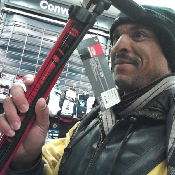 Photo taken at Modell's Sporting Goods by RICK P. on 1/9/2015
