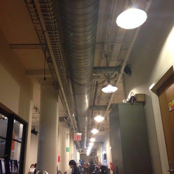 Photo taken at NYU ITP by Max M. on 10/11/2013