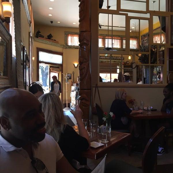 Photo taken at Atchafalaya Restaurant by Alphonzo T. on 4/8/2017