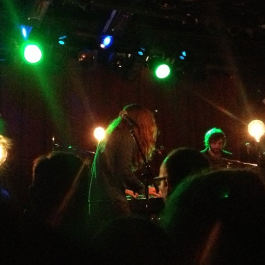 Photo taken at Paradise Rock Club by Stacey V. on 11/28/2012