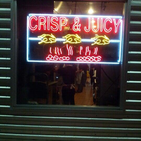 Photo taken at Crisp & Juicy Chicken by Danny R. on 12/2/2012