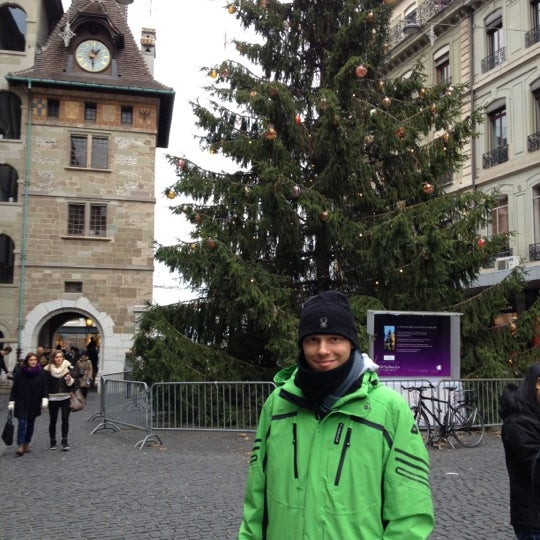 12/1/2012にBora B.がPlace du Molardで撮った写真