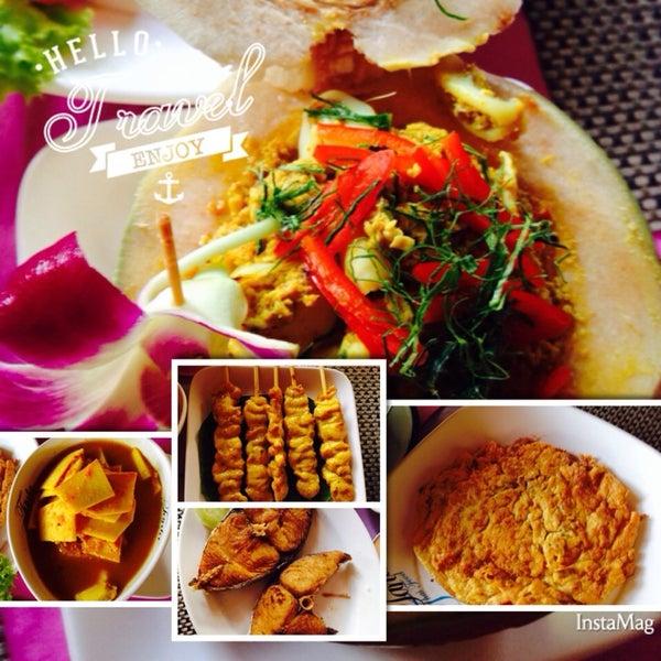 Снимок сделан в Tanta's Thai Restaurant пользователем Por Za 1/17/2014