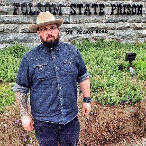 Photo taken at Folsom State Prison (FSP) by kris k. on 4/8/2013