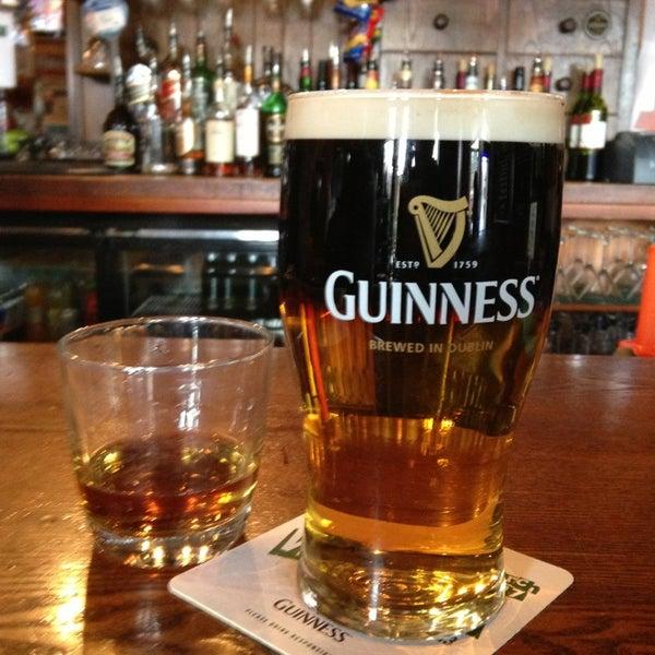 Photo taken at Fado Irish Pub & Restaurant by whippuh on 2/17/2013
