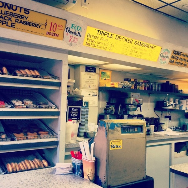Photo taken at Alpha Donuts by Bethany L. on 7/6/2014