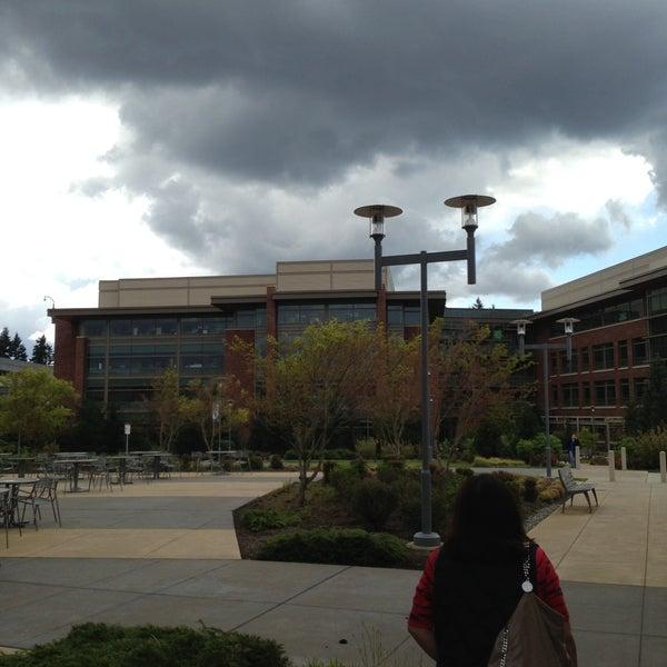 Microsoft Commons - Overlake - Redmond, WA