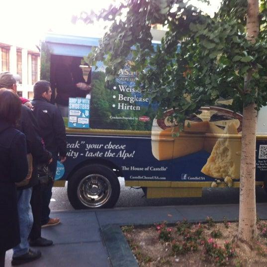 Photo taken at Sweetery NYC by Deborah N. on 10/13/2012