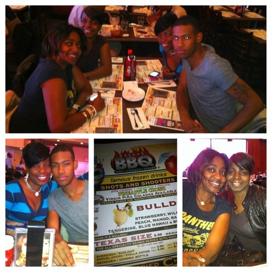 Photo taken at Dallas BBQ by G S. on 10/10/2012