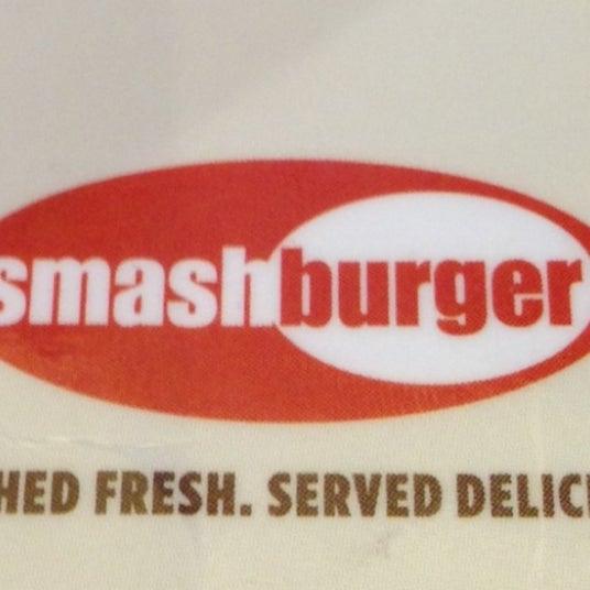 Photo taken at Smashburger by Josh K. on 8/12/2013