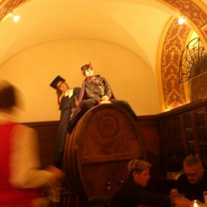 Das Foto wurde bei Auerbachs Keller von Anna S. am 10/15/2012 aufgenommen