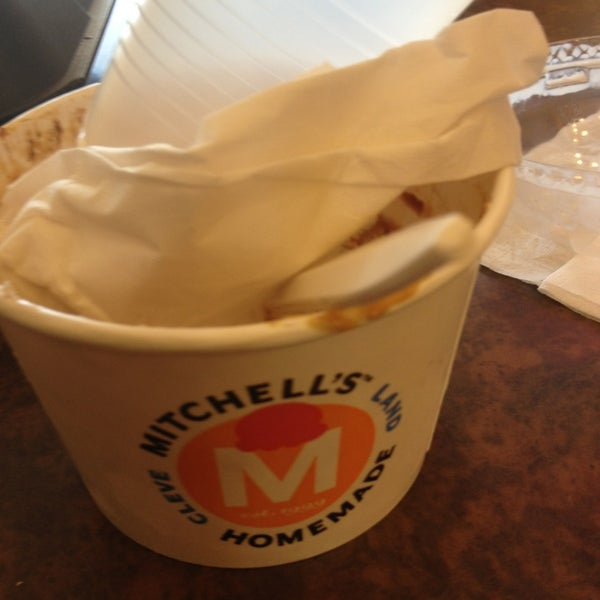 Photo taken at Mitchell's Ice Cream by Joe R. on 7/8/2013