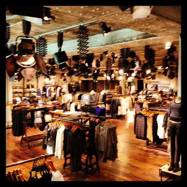 Allsaints Seattle Wa: Clothing Store In Miami