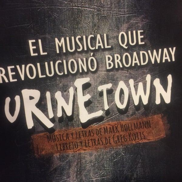 Foto tomada en Teatro Hidalgo por Fabian G. el 8/2/2017