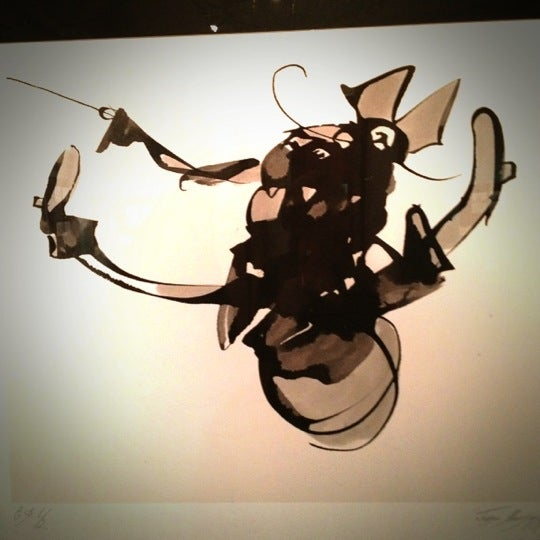 10/10/2012에 Ir F.님이 The State Museum of Oriental Art에서 찍은 사진