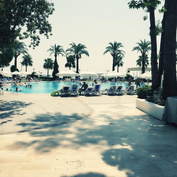 8/6/2017 tarihinde Göknurziyaretçi tarafından Mirada Del Mar Resort'de çekilen fotoğraf